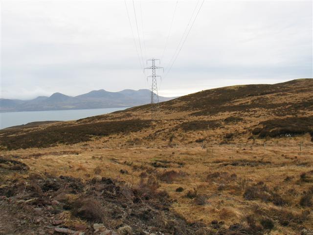 Kintyre Way Walk Claonaig to Clachan