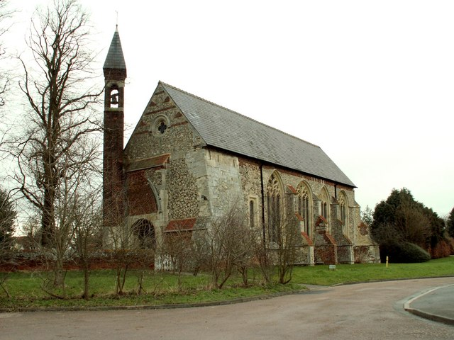 St. Mary: the parish church of Little Dunmow