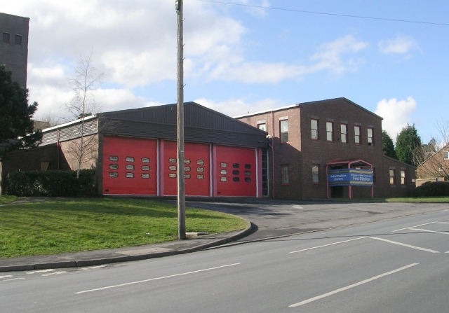 Batley Community Fire Station - Carlinghow Lane