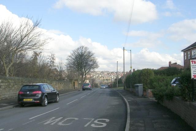 Smithies Moor Lane - White Lee Road