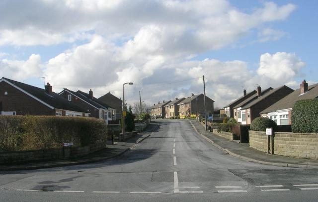Leeside Road - White Lee Road