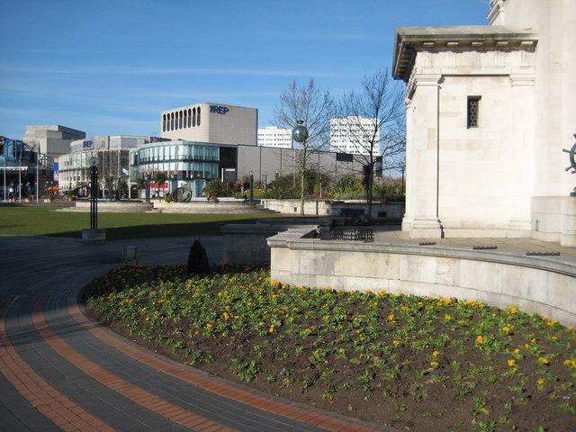 Centenary Square, Birmingham