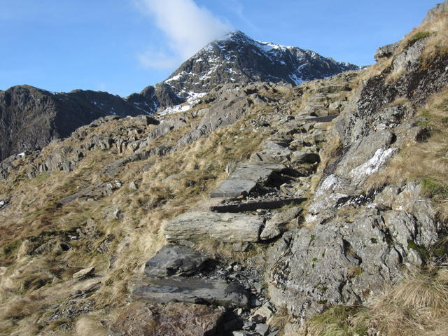 Steps on the Pyg Track