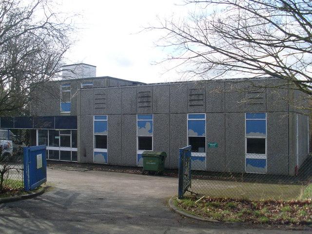 Telephone Exchange, Bovingdon, Herts
