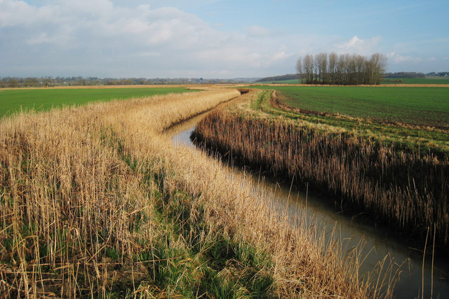 Drainage Channel to Newmill Channel