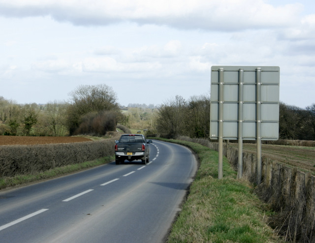 2009 : Minor road near Nunney