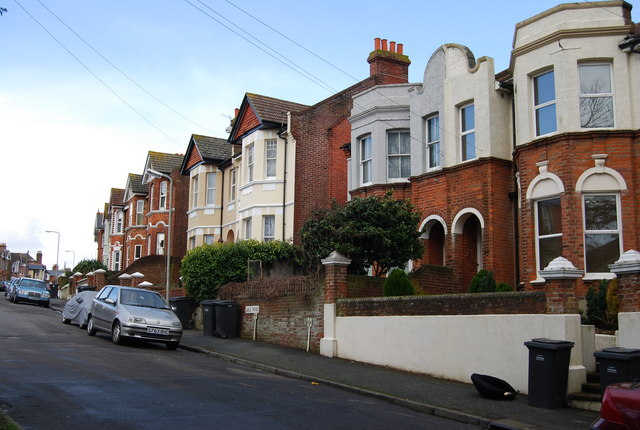 Victorian housing, Vale Rd
