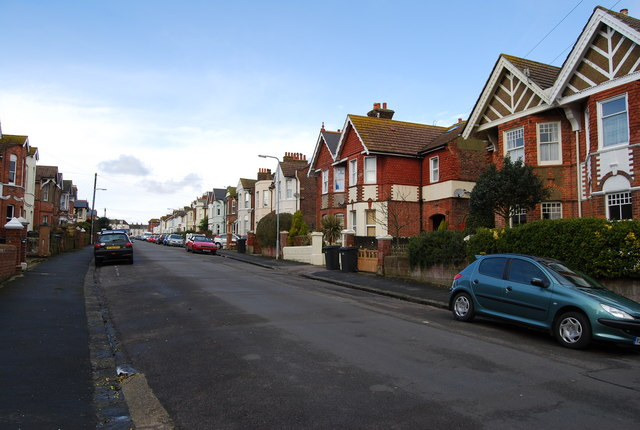 Victorian housing, Vale Rd (2)