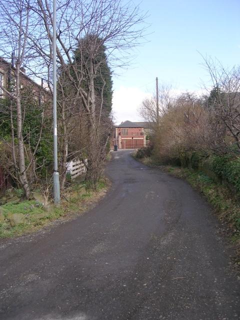 Jail Road - White Lee Road