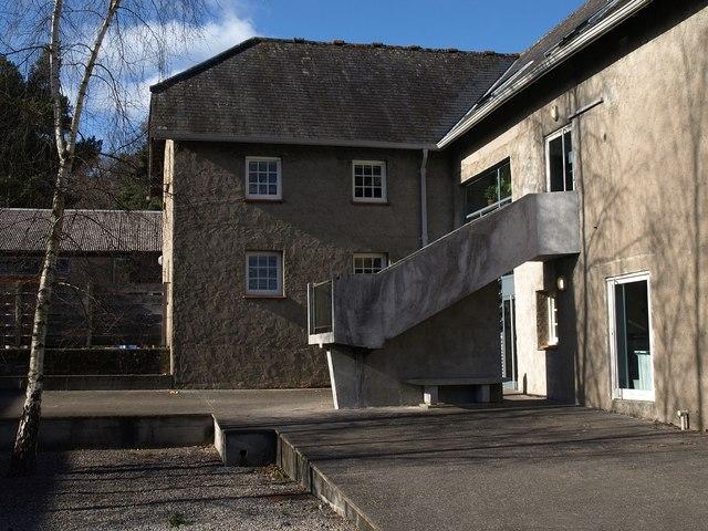 Part of Dartington College