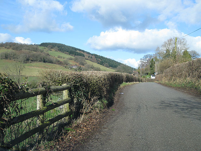 B Road to Grosmont