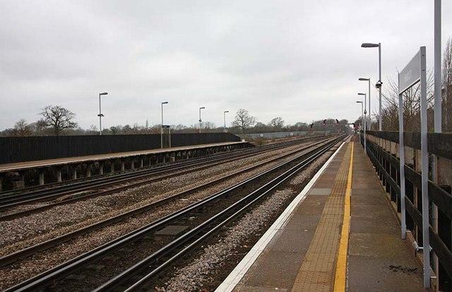 Headcorn Station