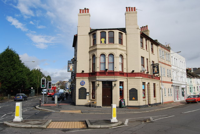 The Tower, London Rd, Tower Rd junction