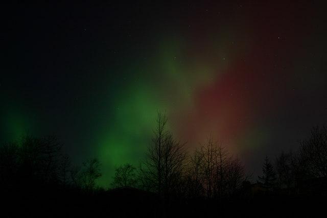 Aurora Borealis from Boldron