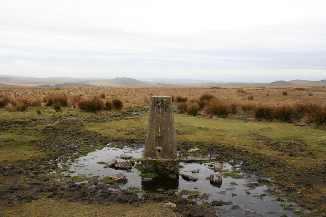 Cramber Hill Trig Point