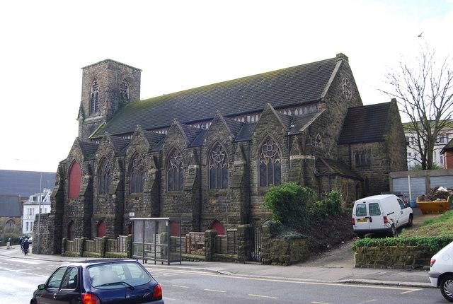 Congregational Church of St Leonard, London Road