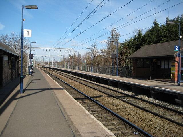 Aston Station