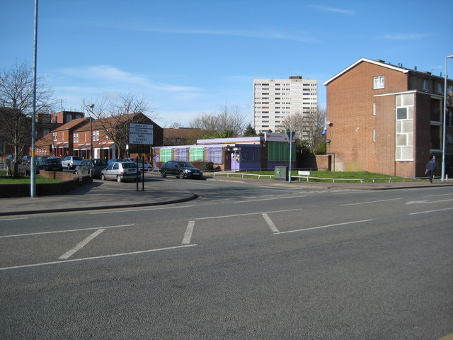 Alfred Road, Aston