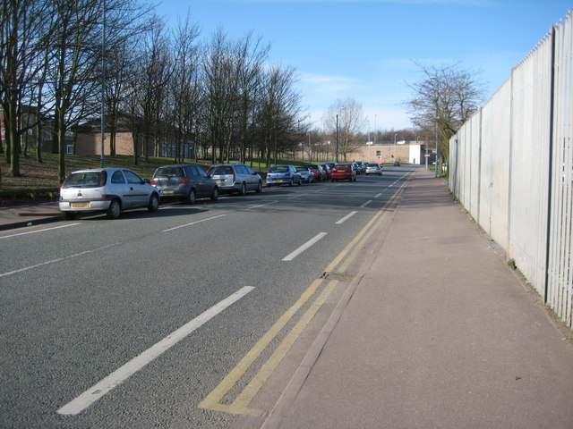 Grosvenor Road, Aston