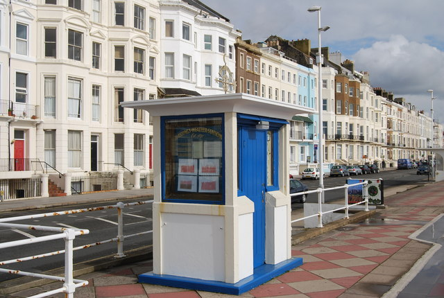 Hastings Weather Station, Seafront, Hastings