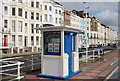 TQ8009 : Hastings Weather Station, Seafront, Hastings : Week 9