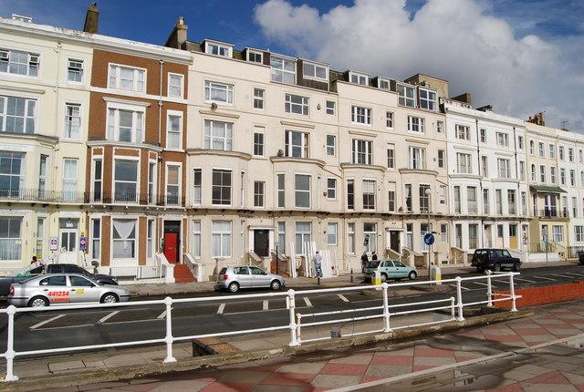 Renovating seafront properties