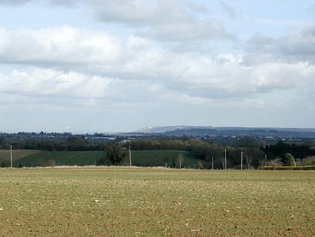2009 : Field near Nunney