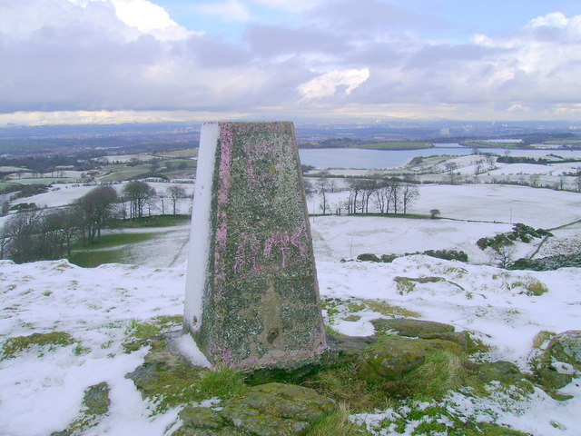 Duncarnock trig point