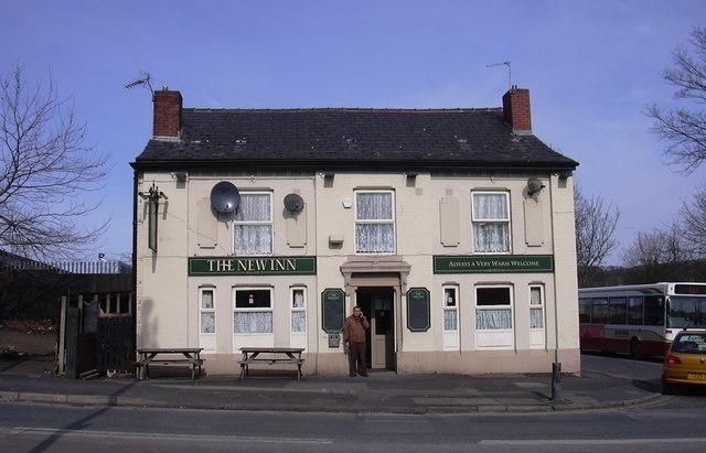 The New Inn, Bell Lane