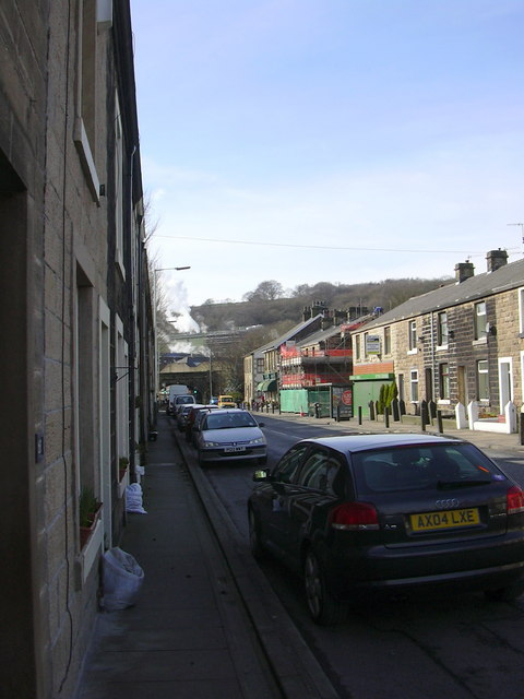 Bolton Road North, Stubbins