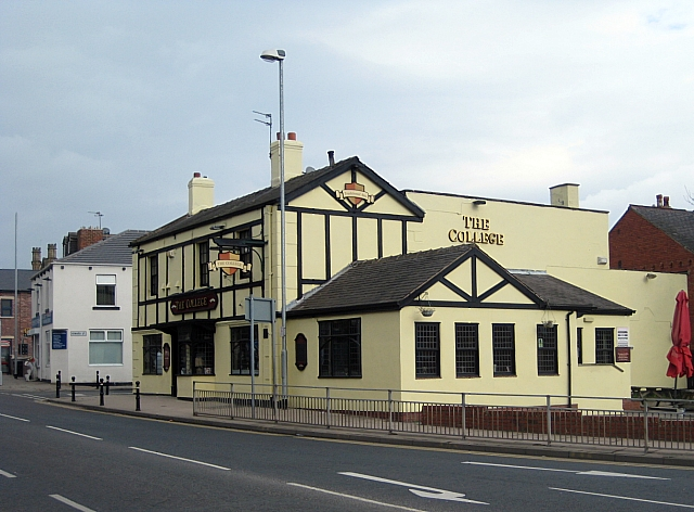 The College public house, Northgate