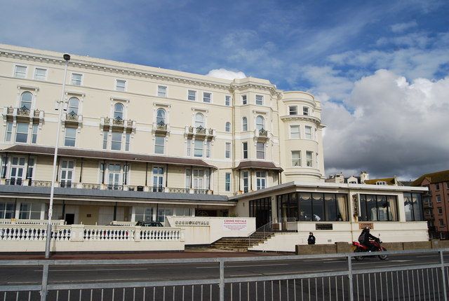 The Old Royal Hotel, Hastings