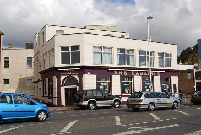 The Carlisle, Denmark Place, Hastings