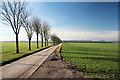 TL5354 : Track to Heath Farm by Bob Jones