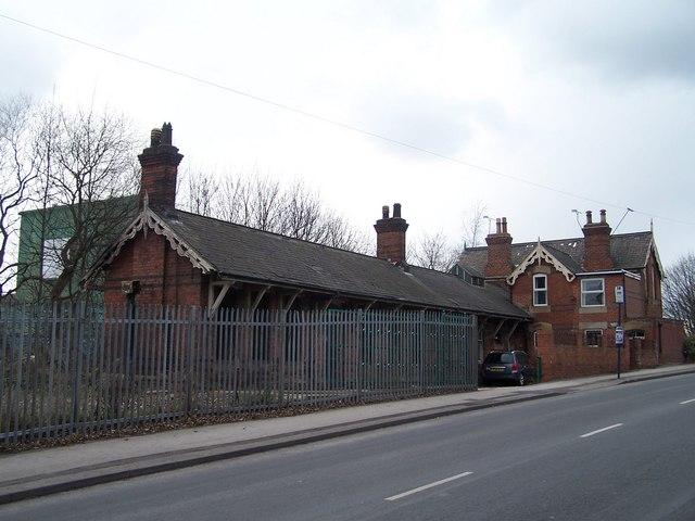 Station Building - 2, Blackburn Road, Low Wincobank