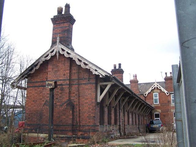 Station Building - 3, Blackburn Road, Low Wincobank
