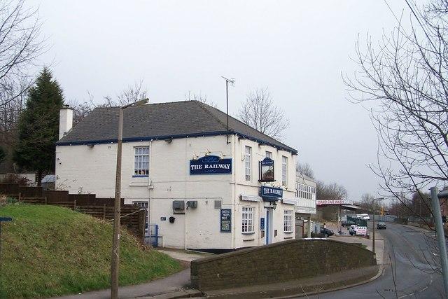 Blackburn Road, Low Wincobank