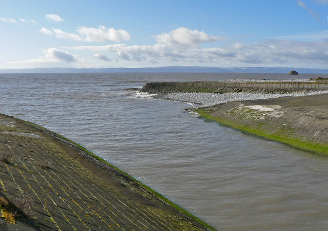 Mouth of the River Thaw.
