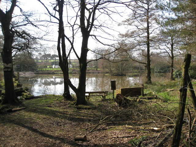 Peat Pits - Private Pond