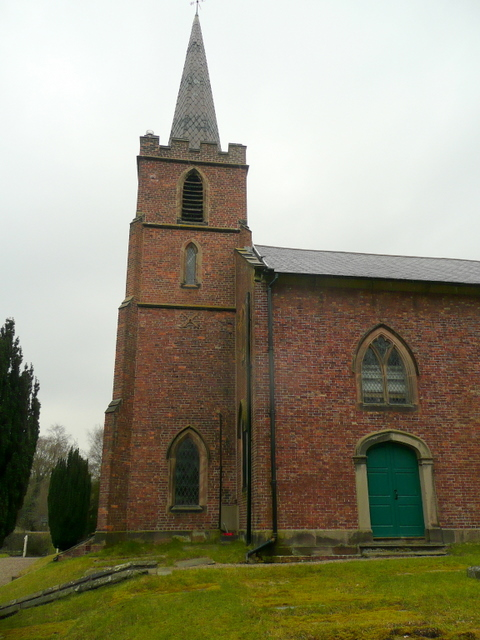 St John the Evangelist's church, Chelford
