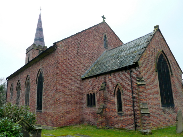St. John the Evangelist's church, Chelford