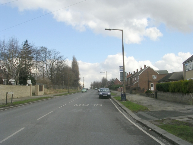 West Park Road - Healey Lane
