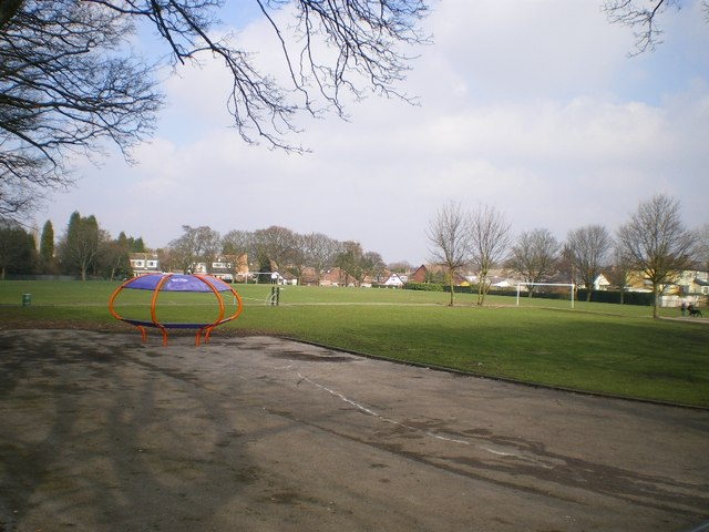 Coseley Recreation grounds