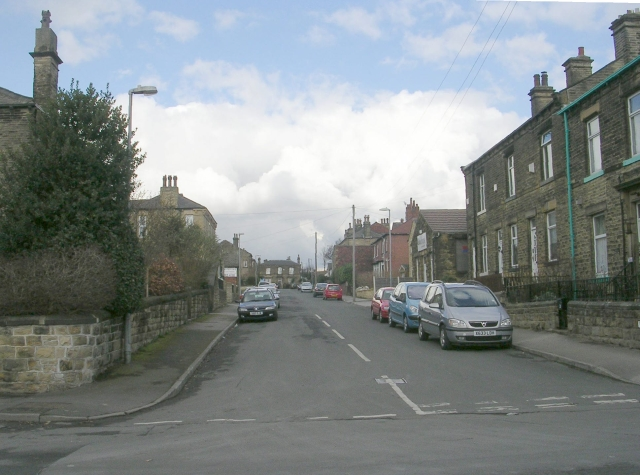 Belle Vue Street - Healey Lane