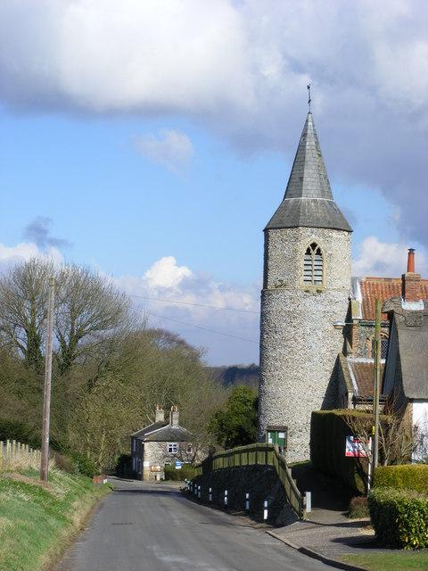 All Saints Church, Croxton