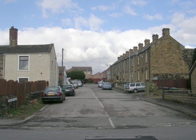 Crowther Street - Healey Lane