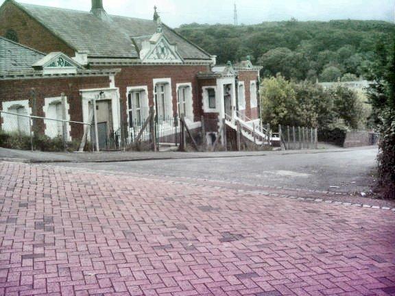 Railway Institute, Euston Road, Bangor