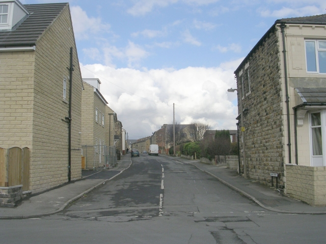 Healey Street - Healey Lane