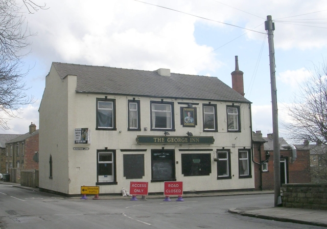 The George Inn - Deighton Lane
