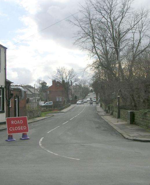 Deighton Lane - Healey Lane
